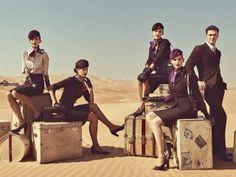 Nouveaux A380, 787 9 et uniformes pour Etihad Airways (vidéos)