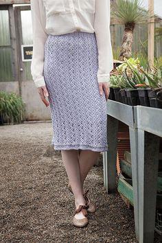 Lace Skirt Pattern