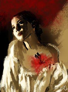 Digital art, mixed media by Via Violet on DeviantART.