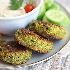 Falafel Recipe | Yummy Mummy Kitchen | A Vibrant Vegetarian Blog