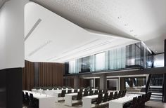 Schorndorf Town Hall, Schorndorf. A project by Ippolito Fleitz Group – Identity Architects.