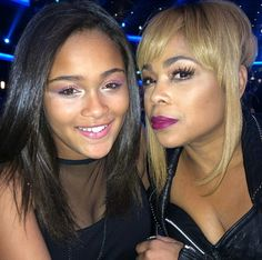T-Boz & daughter Chase