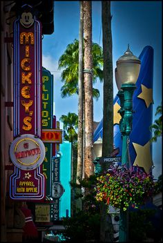 Hollywood Sutdios, one of my favorite parks in Disneyworld# Rockin Roller coaster