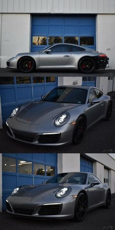 2017 Porsche 911 Carrera S [Salvage title] Xenon Headlights, Salvage Cars, Automatic Transmission, Porsche 911, Carrera, Cars For Sale, Motorbikes, Cutaway, Cars For Sell
