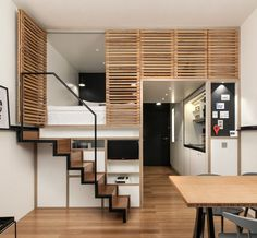 Zoku Lofts are especially designed living/working hybrid apartments. Zoku Lofts are ideal apartments for long-stay between five days and several months.