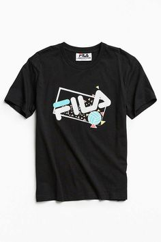 Slide View: 1: FILA + UO Volleyball Cozzi Tee