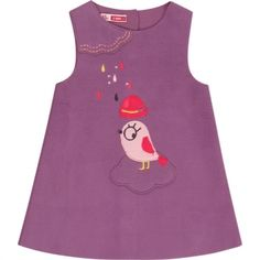 Baby girls' fleece dress