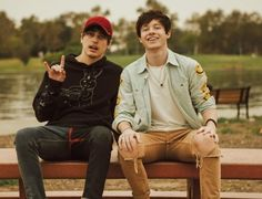 Sam And Colby, Best Friends, Hipster, Photoshoot, Style, Fashion, Beat Friends, Swag, Moda
