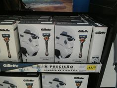 "Worst marketing ever  Translation: ""The precision that you need to conquer the galaxy"""
