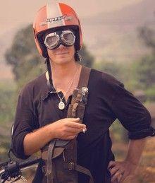 Das bin ich. Michael - Mit dem Bike unterwegs in Thailand