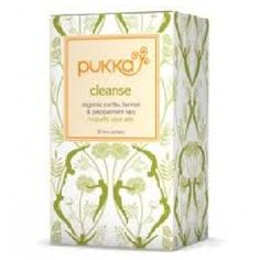 PUKKA HERBAL TEAS TEAHRBLOG2CLEANSE 20 BAG -- More info could be found at the image url. (This is an affiliate link and I receive a commission for the sales)