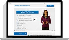 Free Netsmartz course from the National Center for Missing and Exploited Children. A great, free Digital citizenship resource. The course takes about an hour. I found out about them when they sponsored a recent episode of Every Classroom Matters -- great course for all teachers. And #free