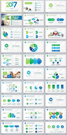 30+ Annual Report PowerPoint Templates