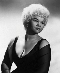 Etta James 1938-2012: an American singer whose style spanned a variety of music genres including blues, rhythm and blues, rock and roll, soul, gospel and jazz.