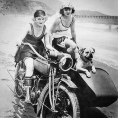 Skull Crush carbon fiber helmets. Women on Motorcycles.