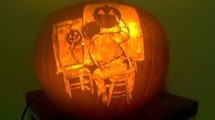 The Most Deranged Halloween Pumpkins Ever Carved   Happy Place