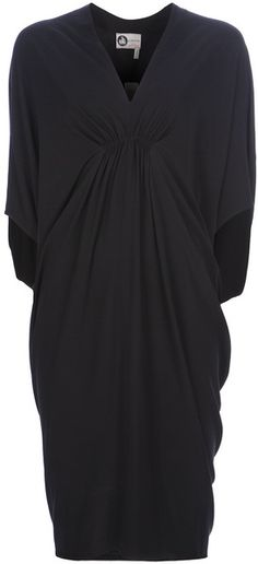 Kimono Dress - Lyst