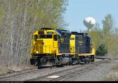 RailPictures.Net Photo: SCXY 1326 St Croix Valley Railroad EMD SD45R at Hinckley , Minnesota by Todd M.
