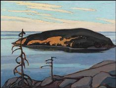 Tom Thomson, Emily Carr, Group Of Seven Artists, Group Of Seven Paintings, Canadian Painters, Canadian Artists, Landscape Art, Landscape Paintings, Ontario