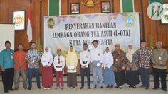 1.238 Anak Terima Bantuan Dari L-OTA Kota Yogyakarta