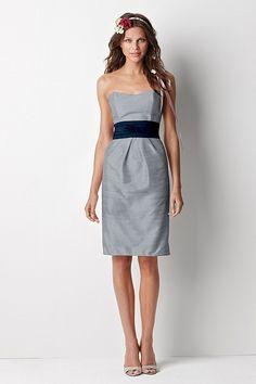 Watters Maids Dress 8459 | Watters.com