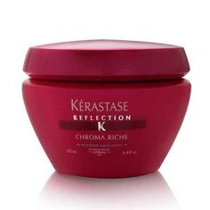 Kerastase Masque Chroma Riche | 24 Hair Products That Actually Work...I swear by this brand and this is one of the products it love!!!
