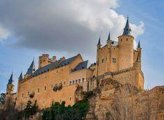 Alcázar fortress, Segovia, Spain. Photo: Henri Lassander