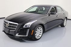 2014 Cadillac CTS Base Sedan 4-Door 2014 CADILLAC CTS 2.0T TURBO CRUISE CTRL BLUETOOTH 22K #186957 Texas Direct Auto