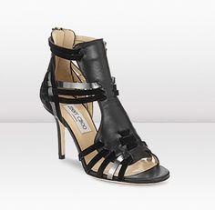 The Margy shoe from Jimmy Choo -- how could I resist!