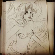 My art erial