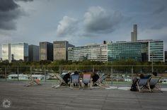 Les Docks (Watching Bercy)