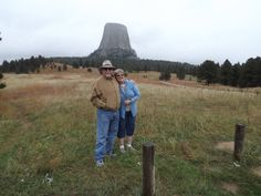 Devils Tower National Monument in Devils Tower, WY