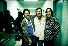 eddie vedder, bruce springsteen, and jackson browne <3 <3 <3