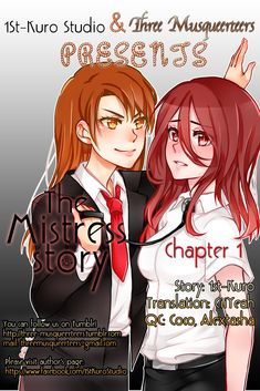 The Mistress Story Ch.1 - Reason