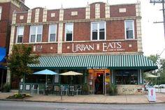 Urban Eats, Virginia and Meremac, Dutch Town, South City