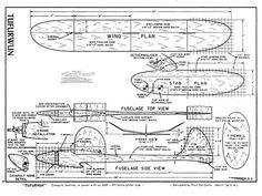 Tufurwun - plan thumbnail Model Airplanes, The Good Old Days, How To Plan, Cutaway, Gliders, Wood Carving, Free, Beautiful, Planes