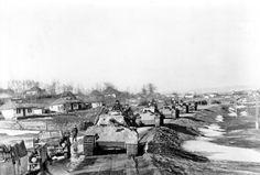 "Panzer V ""Panthers"" of Panzergrenadier Division ""Großdeutschland"" move trought muddy terrain near Jassy ,northern Romania ,April 1944 ___________________________________________ #history #militaryhistory #tank #warthunder #panzerschreck #ukraine #ussr #russia #wehrmacht #luftwaffe #kriegsmarine #ss #waffenss #award #medal #german #germany #deutsch #deutschland #camo #army #panzer #spain #espanol #munich #whiterose #christmas #newyork #spitfire #rome FOLLOW THE CREW @armor.of.war @world..."