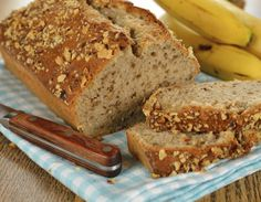 Banana BreadBanana Bread is a traditional American dessert that it both easy to bake and delicious. Check the classic banana bread recipe below or enhance it with the tips and tricks at the end of recipe! Banana Bread Without Butter, Gluten Free Banana Bread, Vegan Banana Bread, Make Banana Bread, Banana Bread Recipes, Banana Health Benefits, Almond Flour Recipes, Butter Recipe, Dessert Recipes