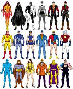 Charlton vs Night Watch by Eldacur on DeviantArt New Superheroes, Superhero Villains, Character Concept, Character Art, Character Design, Gi Joe, Comic Art, Comic Books, Charlton Comics