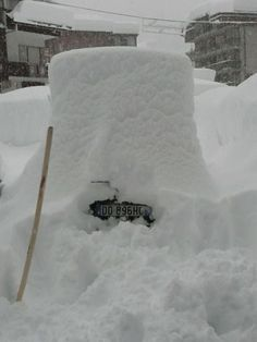 snow in hometown