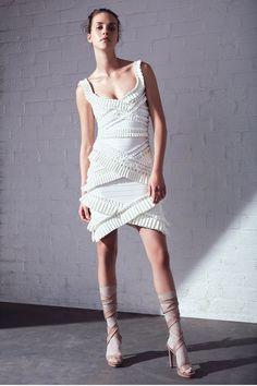 Herve Leger Spring/Summer 2017 Ready-To-Wear Collection | British Vogue