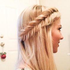 imagenes de trenzas pelo largo