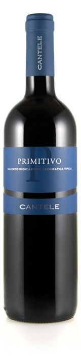 Primitivo | Cantele Wines-Plum & blackberry-a rich red--introduced in Blue Ridge, GA--well with pasta, red meat & yum...lamb