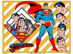 Superman by José Luis Garcia-Lopez