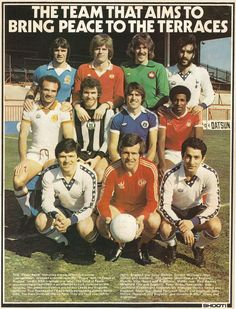 Shoot, 1979 Classic Football Shirts, Retro Football, World Football, Vintage Football, Soccer Kits, Football Kits, Football Soccer, Football Stuff, Football Casuals