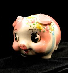 Hey, I found this really awesome Etsy listing at https://www.etsy.com/listing/267263372/vintage-piggy-bank-hand-painted