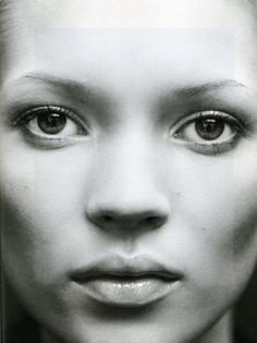 kate moss • mario sorrenti.. one of my favourite faces