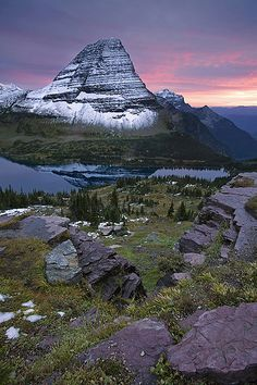 Bearhat Mountain 1 | Glacier National Park, Montana, Bearhat… | Flickr