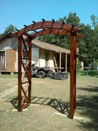 rustic wedding arch ideas - Google Search
