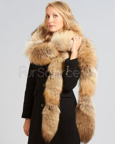 Shop FurSource for the best selection of Boa Fur Scarves. Buy the Large Natural Coyote Fur Boa Scarf with Leather Ties by FRR with fast same day shipping. Modern Fashion, High Fashion, Mink Jacket, Rabbit Fur Coat, Fur Accessories, Fur Blanket, Ashley Olsen, Fur Collars, Going Out